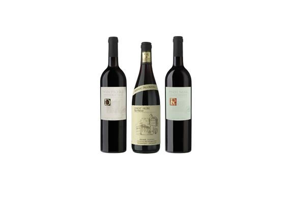 Degustationsset Gregor Kuonen Pinot Noir