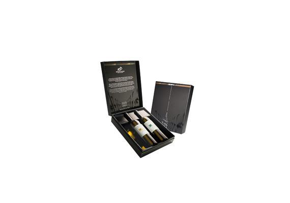 Geschenksbox Gregor Kuonen - 2 Fl (leer)