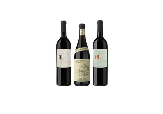 Set de dégustation Gregor Kuonen Pinot Noir